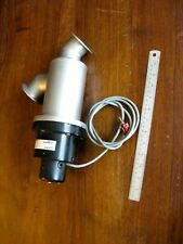 Large Ultra Low Vacuum Pneumatic Actuated Valve Stainless 99B0649 Sputtering