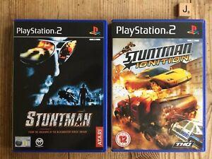 Stuntman PS2 - Stuntman Ignition PS2 - Exc Condition & COMPLETE.