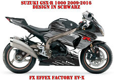 FX Factory Effex DECORO GRAPHIC KIT SUZUKI GSX-R GSX R 600/750/1000/1300 EV-x B