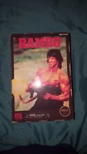 NECA First Blood Part 2 Rambo Video Game Figure