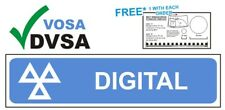 Mot signos | MOT signo | Vosa DVSA | tacógrafo digital signo | tacógrafo Tacho