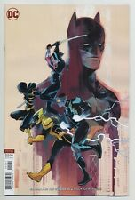 BATMAN AND THE OUTSIDERS #2 Otto Schmidt Variant DC comics NM 2019