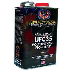 House of Kolor UFC35 Flo-Klear Kosmic Kolor  Urethane 1 Gallon