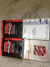 1995 Toyota PICK UP TRUCK Service Repair Shop Manual Set W EWD +AC INSTALLATION