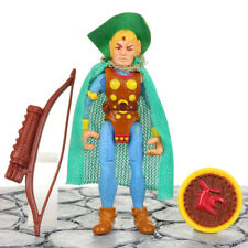 Advanced Dungeons & Dragons Good Fighter Mage Peralay Elf MELF Figure LJN 1983
