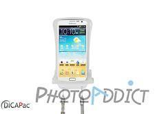 DiCAPac WP-C2 - Housse étanche pour Samsung Galaxy Note - Certifié IPX8 - BLANC