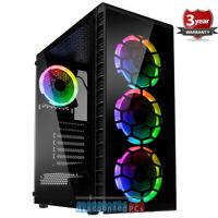 Ryzen 5 5600X Six Core 4.6GHz Gaming PC NVMe X570 Observator RTX 3070 8GB up8821