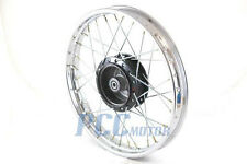 "PW80 PY80 FRONT 14"" RIM WHEEL FOR YAMAHA COYOTE 80 PW PY 80 DIRT BIKE M RM24"