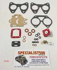KIT 025  REVISIONE CARBURATORE SOLEX C 32 PHH - FIAT 500