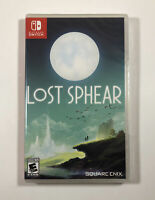 Lost Sphear (Nintendo Switch) Fast Free Shipping