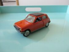Norev 1:43 Renault 5 R5 5TL brown - red