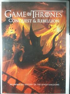 Game Of Thrones Conquest & Rebellion DVD