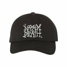 Napalm Death - Logo dad hat