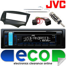 FORD KA MK2 2009-2015 JVC CD MP3 USB AUX IPOD CAR radio stereo Kit di montaggio