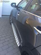 Ford Transit MK8 LWB Aluminium Side Steps Marchepieds Noir Van Pour s/'Adapter 2014