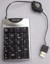 Pavé / Clavier numérique pour PC portable - Port USB - Longueur cordon 85cm
