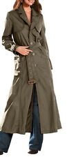TRENCHCOAT SOMMER LEICHT weiblich CHANGES BY TOGETHER khaki Gr. 36