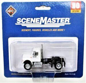HO Scale Walthers SceneMaster 949-11190 International Single-Axle Semi Tractor