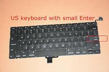 "Neu Original Macbook Pro 13"" A1278  Keyboard Tastatur US small Enter  2009/2013"