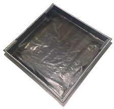 600 x 600 x 100mm Ecogrid Recessed Manhole Cover for Gravel - 791R/100-EG