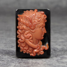 Camée Dieu Mercure / Hermès - Cameo God Mercury / Hermes - Portrait - Sardonyx