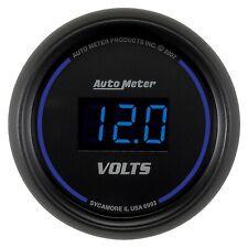 Autometer Cobalt Voltmeter 8V-18V 2-1/16in Digital