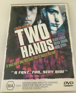 Two Hands Heath Ledger DVD Australian Movie - Bryan Brown