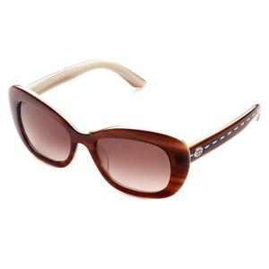 Fendi Sonnenbrille FS5216_227 Damen Braun Cateye Sunglasses Women NEU & OVP