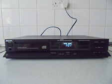 Philips CD471 Compact Disc Player Fully Operational Transit Clamps Very Good