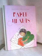 Paper Hearts by Sandra Van Doorn (2014, Hardcover)