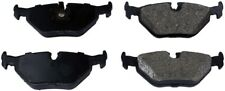 ProSolution Semi-Metallic Brake Pads fits 1987-2008 BMW 525i 540i 750iL  MONROE
