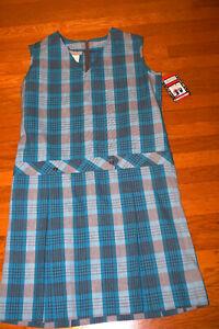 Blue Max Banner School Uniform Junior Charleston Falda Plisada 1IS