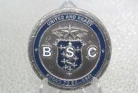 17th USAF BSC Chief Brigadier General Jim Dienst BSC Challenge Coin