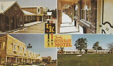 "*Postcard-""L-K Motels-Penny Pincher Inns/L-K Restaurants""  (U1-374)"