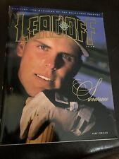 1996 Milwaukee Brewers Official Magazine Program Leadoff Jeff Cirillo Cover