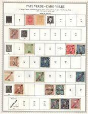 Cape Verde Collection from Pretty Minkus Album