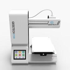 Geeetech 3D Printer E180 Upgraded Desktop Touchscreen Wi-Fi Connectivity