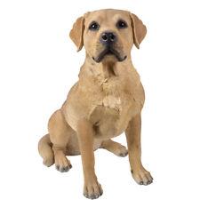 """Labrador Retriever Dog - Collectible Statue Life Size 20""""H New"""