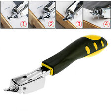 Upholstery Carpet Puller Tool Staple Remover Tack Ofiice Claw Hand Held Stapler