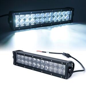 """Xprite 14"""" 72W LED Spot Flood Combo Light Bar Driving Lamp Offroad ATV SUV 4x4"""