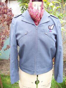Vintage RAF (AE) Uniform Blouse & Trousers - 1972 Pattern - H. EDGARD & SONS