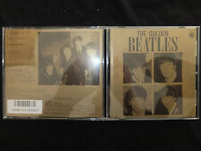 RARE CD THE BEATLES / THE GOLDEN / JAPAN PRESSAGE /