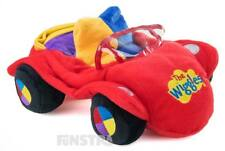 The Wiggles Big Red Car Toy | Big Red Car Plush Toy | The Wiggles Toys