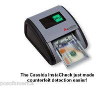 Cassida InstaCheck™ counterfeit detector NEW
