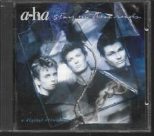 CD ALBUM 10 TITRES--AHA / A HA--STAY ON THESE ROADS--1988