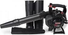 Gas Leaf Blower Vacuum Mulcher Variable Speed 205 MPH 27Cc Handheld