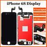 für iPhone 6S Display Schwarz LCD RETINA Glas Scheibe Bildschirm Front Komplett