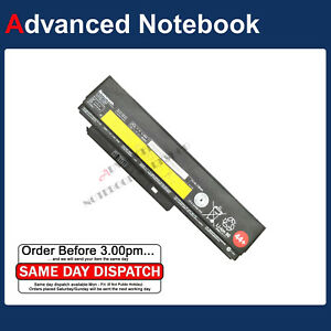 Genuine Battery 44+ Lenovo ThinkPad X220 X230 series Laptop Notebook 63Wh 6 Cell
