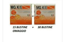 MG.K VIS Magnesio e Potassio ORANGE - OFFERTA 30 +15  Bustine- POOL PHARMA