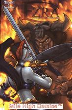 EZRA: EVOKED EMOTIONS (2006 Series) #2 Near Mint Comics Book